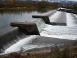 湯沢雄物川のダム