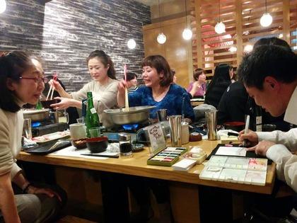 20161126地酒燻製会 (1)