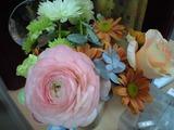 20081221生け花