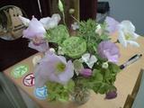 20080811生け花
