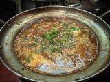 20080318カレーカスモツ雑炊