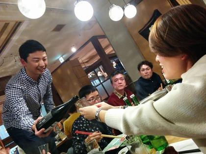 20161126地酒燻製会 (4)