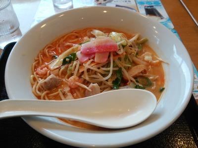 長崎ちゃんぽん麺2倍ピリ辛味噌2辛