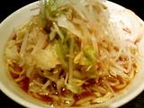 らーめん+野菜増