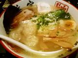 海老ワンタン麺・塩