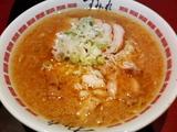 味噌ラーメン+チャーシュー