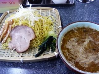 赤味噌つけ麺