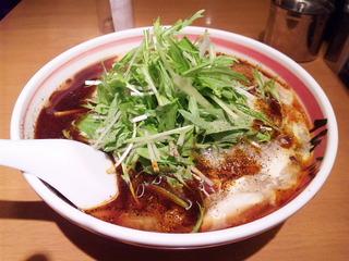 麻辣酢辣湯麺