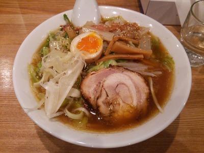 鎌倉野菜ラーメン(950円)
