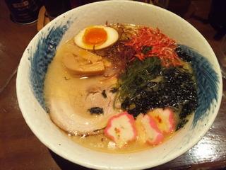 磯香る春のフノリ麺