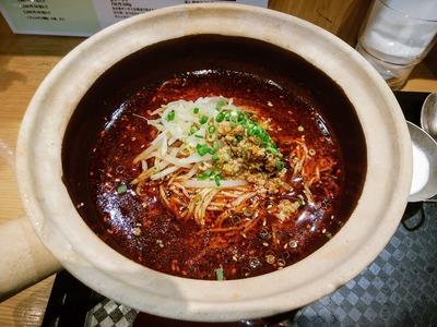 辣香担々麺