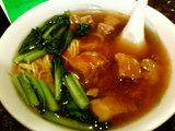 扣肉湯麺@一番