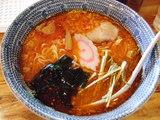 赤塩そば[細麺]+大盛