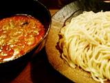 辛味つけ麺+中盛