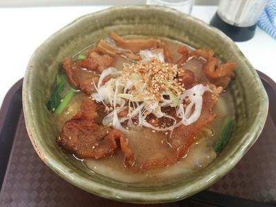 醤油ぱいくう麺(980円)