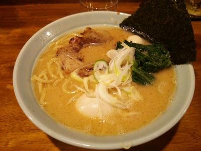 ラーメン(680円)+味玉(クーポン)