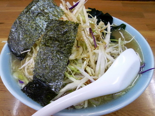 生野菜ラーメン