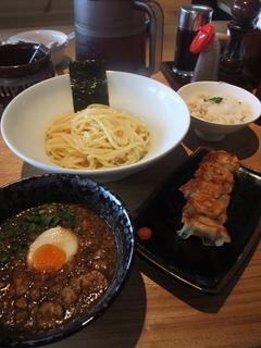 博多つけ麺Aセット