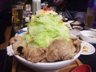 ガッツリ漢麺