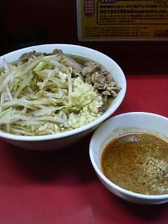 小ラーメン+担々麺風ソース