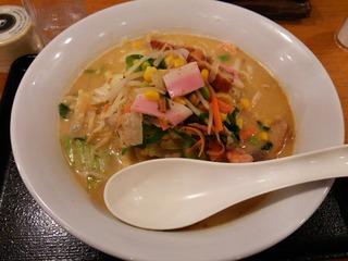 長崎ちゃんぽん+ピリカラ味噌2辛
