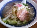 野菜ラーメン[塩]