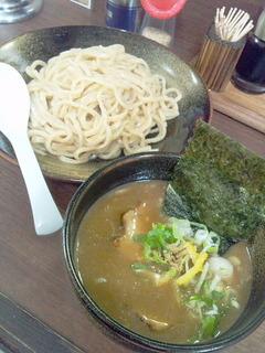濃厚魚介とんこつつけ麺