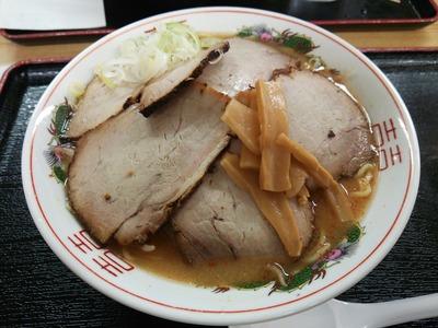 チャーシューラーメン(1,080円)