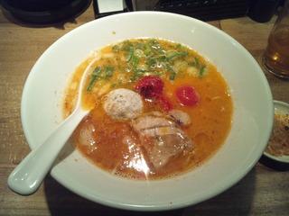 赤旨ベジ彩麺