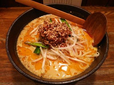 カレー担々麺800円
