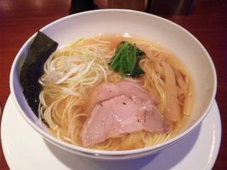 ら〜麺あっさり醤油味