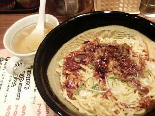 麻辣麺[大盛]+シメスープ