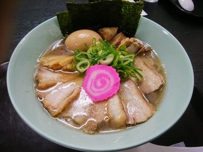 豚煮干しスペシャル中華そば