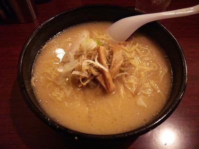 味噌ラーメン800円