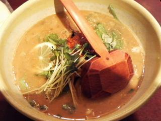 魔女麻醤麺