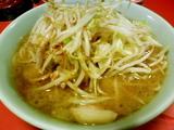 ラーメン+野菜増+辛口@ラーメン二郎歌舞伎町店