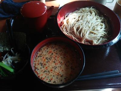 イツワつけ麺(790円)