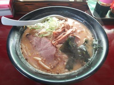 味噌ラーメン650円