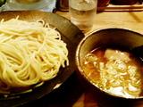 つけ麺+大盛@つけ麺屋やすべえ渋谷店