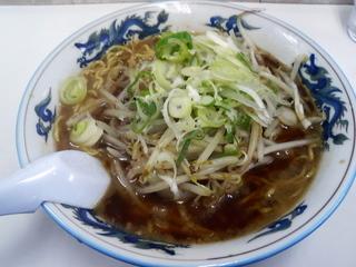 正油野菜ラーメン