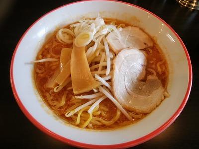 味噌ラーメン+麺大盛り