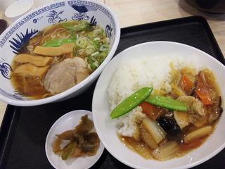 ラーメン・中華丼セット