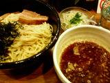 つけ麺+大盛@廣功秀