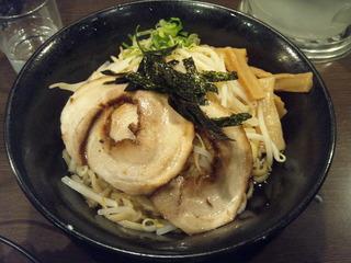 油そば〔麺W〕