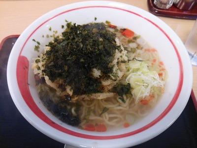 湘南ラーメン430円