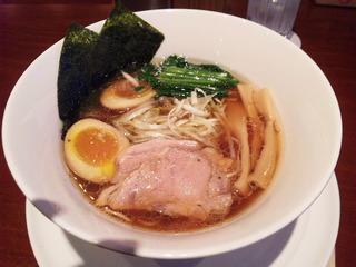 ら〜麺濃口醤油味