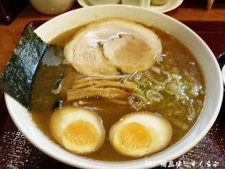 味玉中華麺
