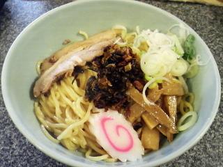 あぶら〜麺