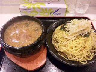 つけ麺 醤油基本
