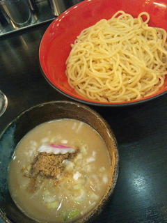 和風つけ麺